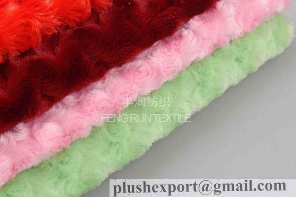 pv plush rose design