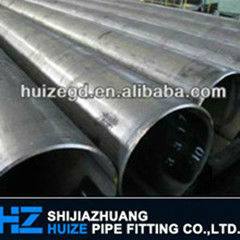 astm a106 carbon steel ERW seamless steel pipe/tube