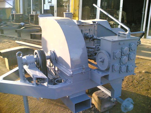 chaff cutting machine