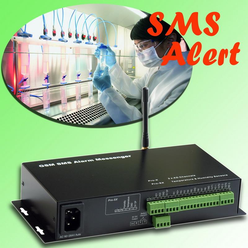 SMS Alert Controller