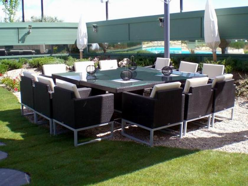 rattan furniture set ESR-9005