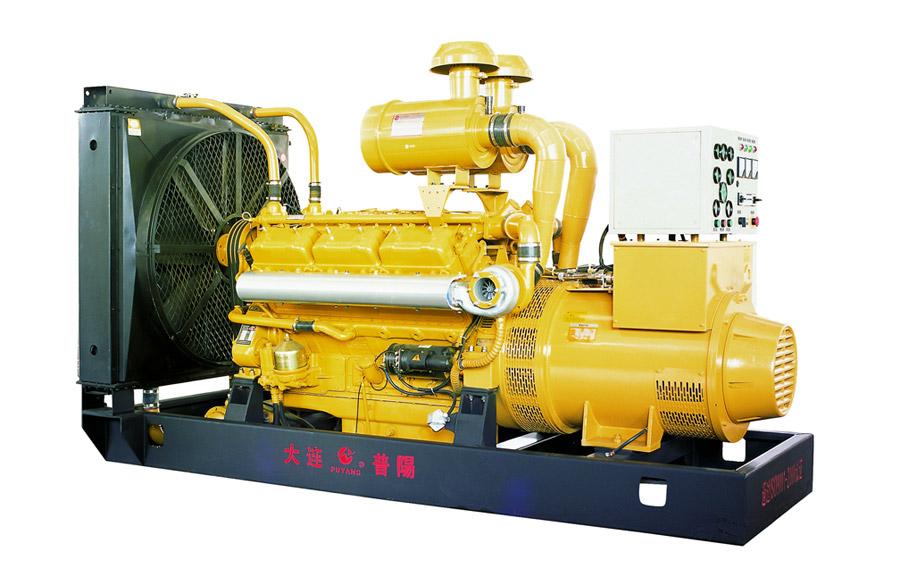 Diesel Generator  powered by Chinese engine