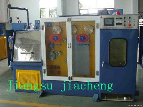 Fine Wire Drawing Machine with Annealing