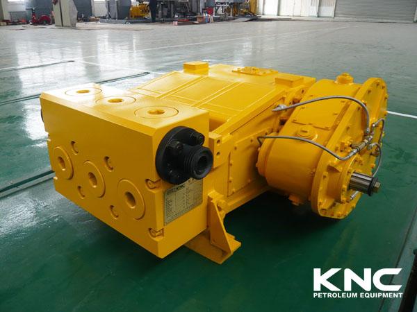 MODEL KN-600 TRIPLEX PLUNGER PUMP