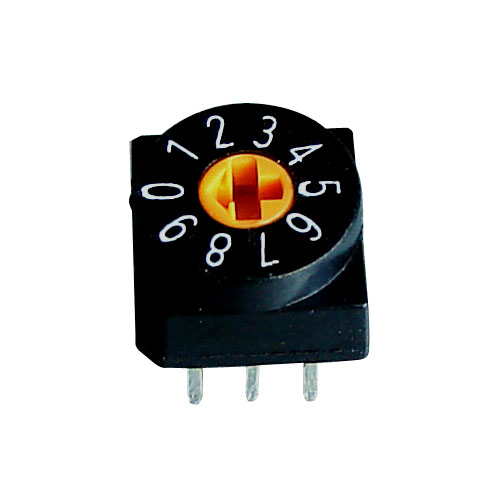 10,16position rotary type DIP switch