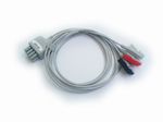 Nihon Kohden 3L Trunk cable and leads