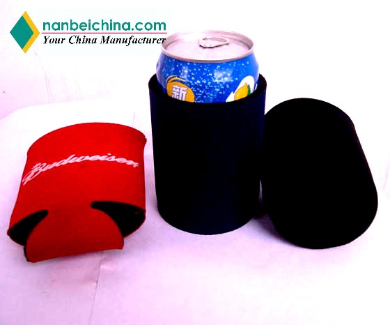 neoprene can & bottle cooler