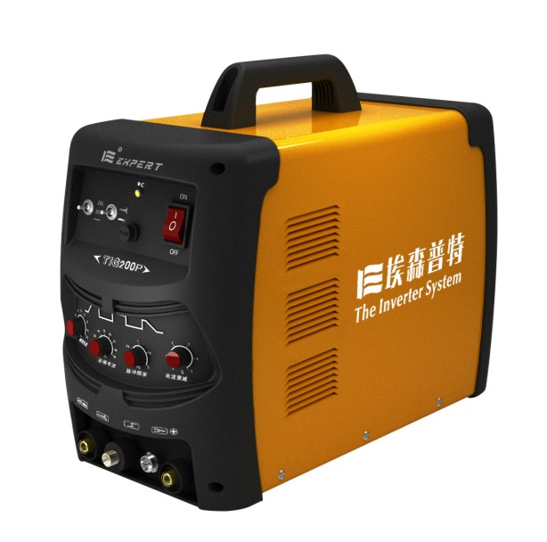 TIG200P inverter DC pulse welding machine