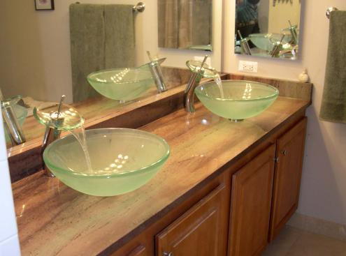 Granite And Marble Vanity Tops Gallery, Custom