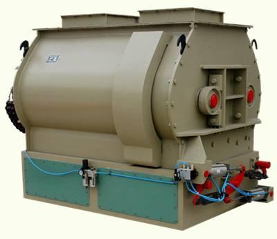 SSHJ Series Dual-shaft Oar Mixer