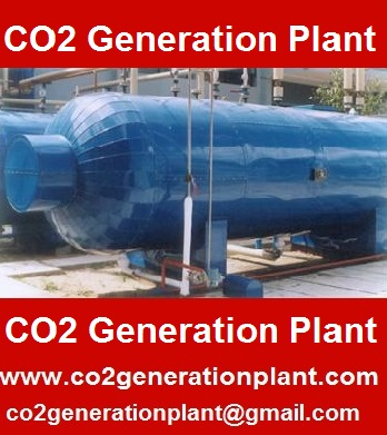CO2 Generation Plant