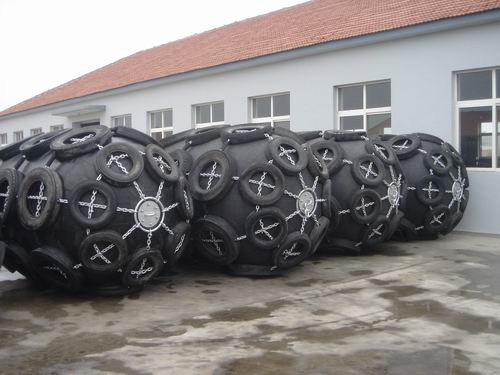 pneumatic fenders, yokohama floating fenders
