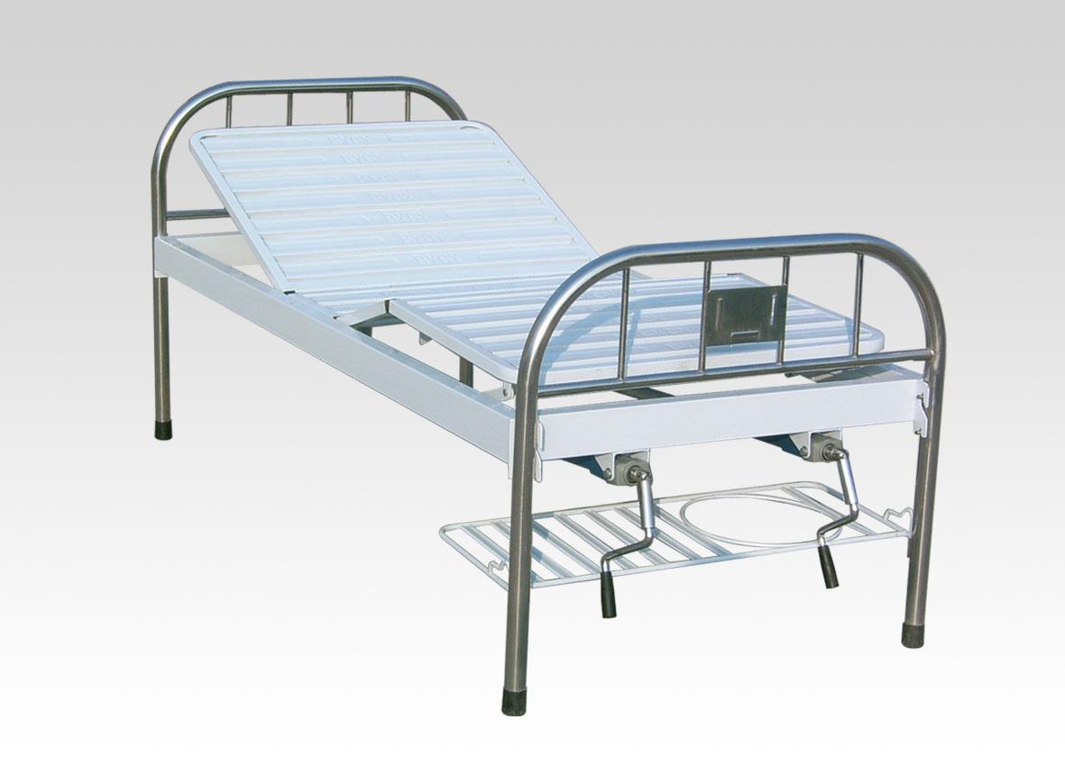 hospital beds A 54 hospital beds