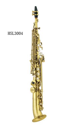 strarght soprano saxophone