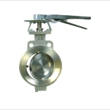 High performance corrosion-resistant butterfly valve