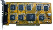 8ch dvr card:TV-6808