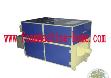 foam strip machine