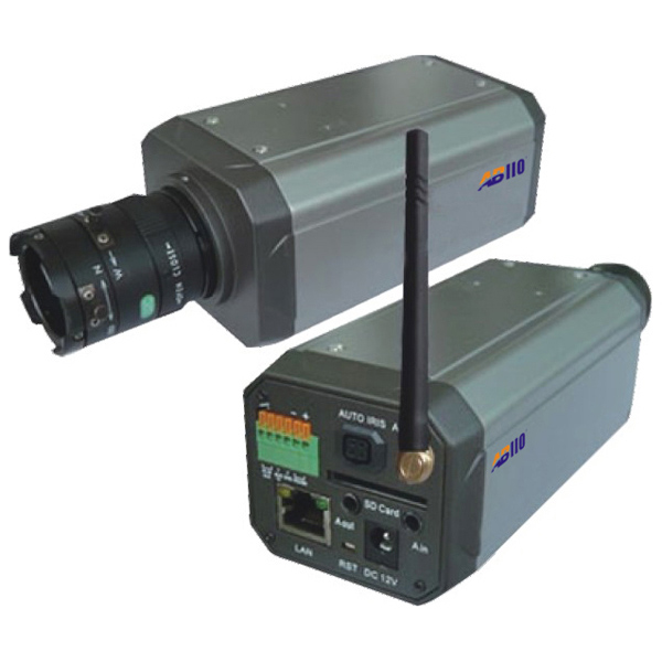 Wireless Network Cam