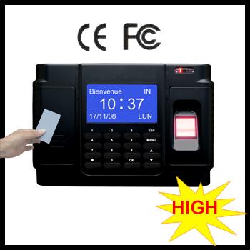 ZKS-T24Fingerprint Time Attendance & Access Control System
