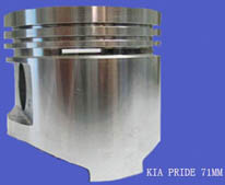 KIA PRIDE piston /Auto parts/engine parts/spare parts