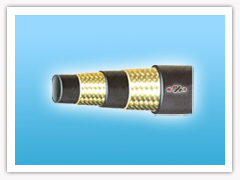wire braid hydraulic hose(EN853 2ST)
