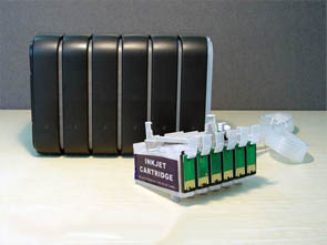 NEW!! Continuous Ink system-Mbox
