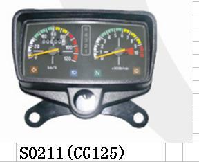motorcycle speedometer