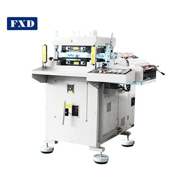 Auto ITO conductive film die cut machine