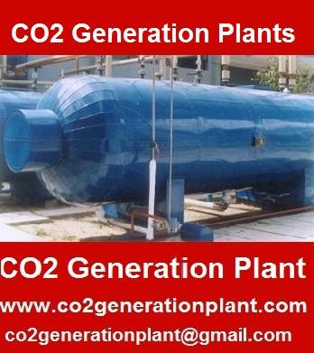 CO2 Generation Plants