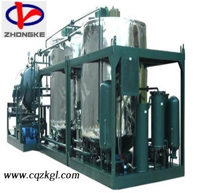 zya waste recycling oil purifier