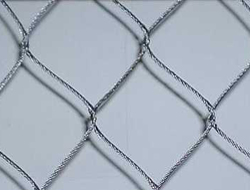 rope wire mesh