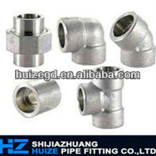 astm a105 carbon steel butt welding steel pipe fitting