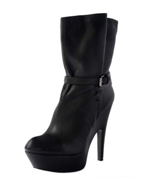 YSL : High-heel boots