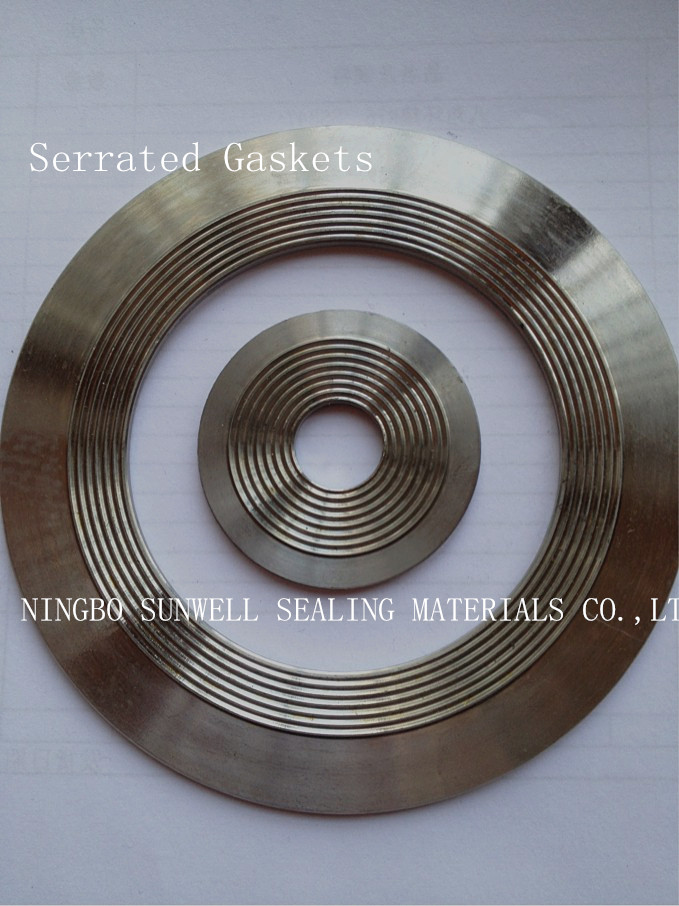 SKammprofile Serrated Gaskets