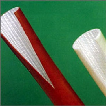 Inside Fiber and Outside Rubber Sleeve