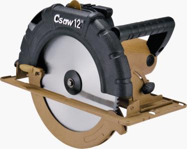 117mm Cutting Depth Circular Saw