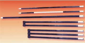 silicon carbide rods