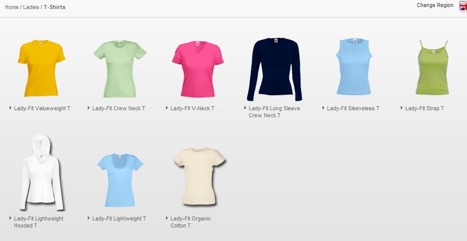 WomensTshirts