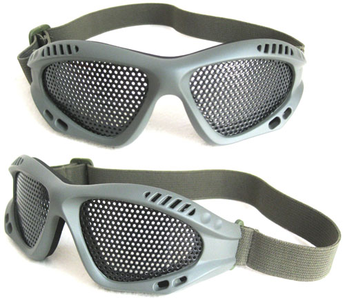 tactical airsoft safety goggles