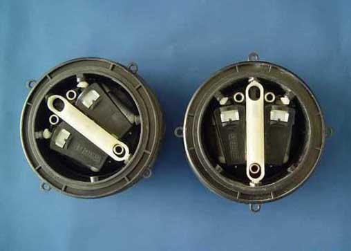 Exterior Car Part Names: Electric Actuator For Auto Exterior Mirror ,Actuator