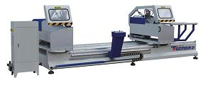 Aluminum/PVC Window Machine-Double Mitre Saw