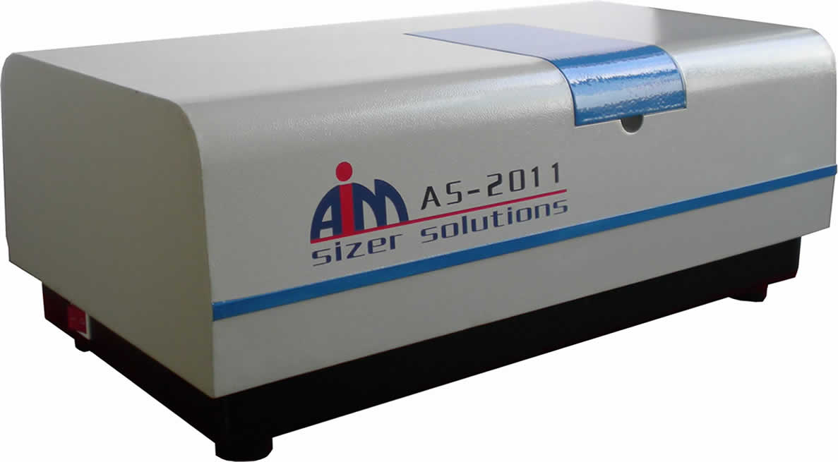 AS-2011 Micron Particle Size Analyzer 0.1-500um