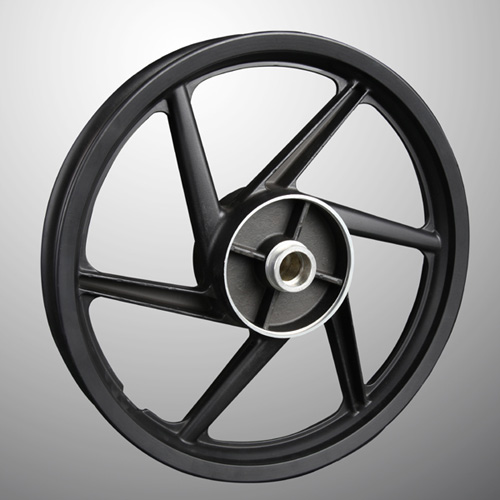 New Alloy Wheel Rim for Motorcycles