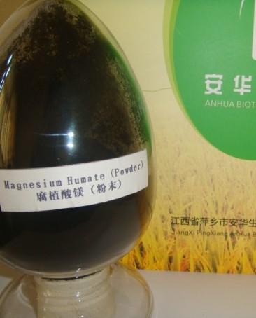 Magnesium humate