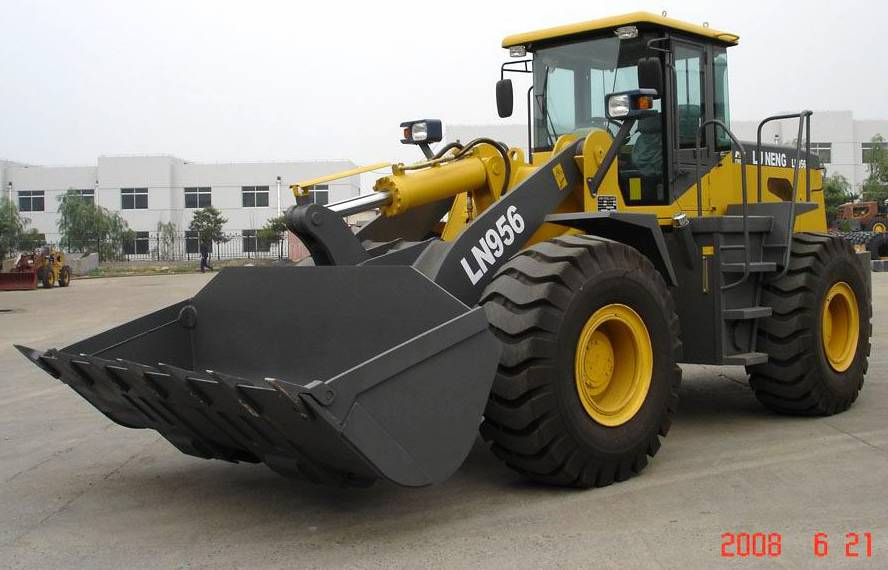 LN956(5 ton)wheel loader