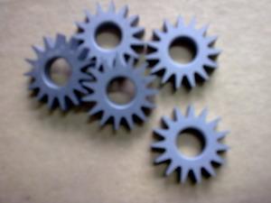 Carbide Gear Milling Cutters