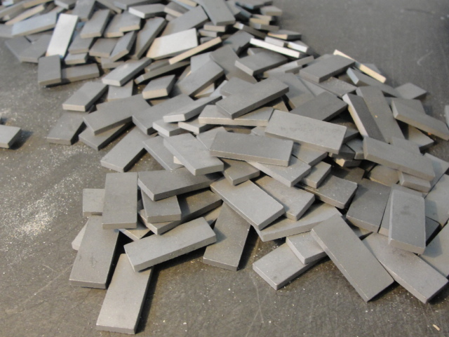 carbide strips