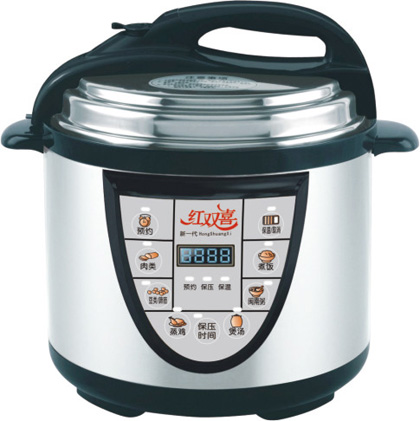 how to cook rice in electric pressure cooker