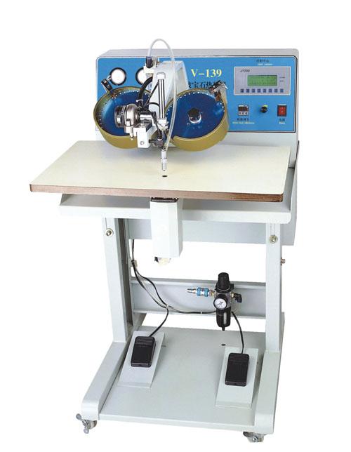 Ultrasonic Hot-Fix Setting Machine