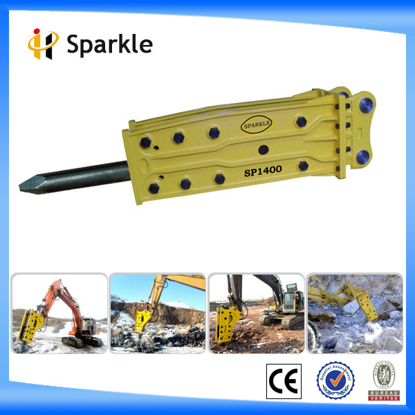 Hydraulic breaker SP1400(top type)
